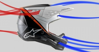 Alpinestars SM5 čelada