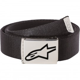Pas Alpinestars Friction Web Belt Black Charcoal