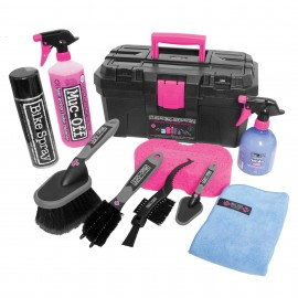 Muc Off Motorcycle Ultimate Kit - set za čiščenje motorja