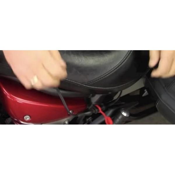 Polnilec 12V baterij / akumulatorjev Moose Racing Optimate 3