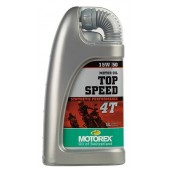 MOTOREX Top Speed 4T 15W50 1 liter motorno olje