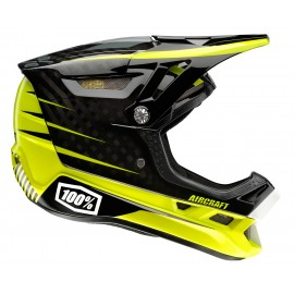 Downhill čelada 100% Aircraft Basetech Yellow