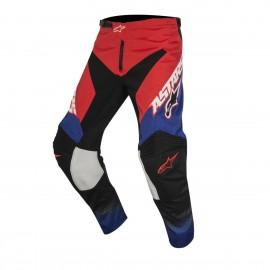 Moške motokros hlače ALPINESTARS Racer Supermatic Red/Blue/White