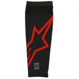 ALPINESTARS Knee Sleeve Black Red