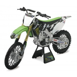 Modelček motor 1:12 KAWASAKI MONSTER ENERGY