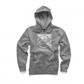 Pulover s kapuco - Hoodie ALPINESTARS RIFT ATHLETIC HEATHER