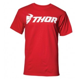 Moška T-Shirt majica THOR Loud Tee Red