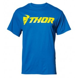 Moška T-Shirt majica THOR Loud Tee Royal