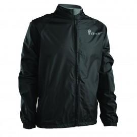 Vetrovka THOR Pack Jacket Black Charcoal