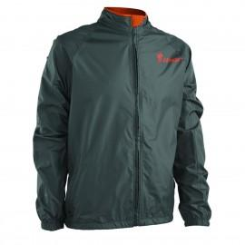 Vetrovka THOR Pack Jacket Charcoal Orange