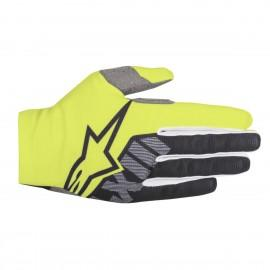 Moto rokavice ALPINESTARS Dune-2 S8 Yellow Fluo Black