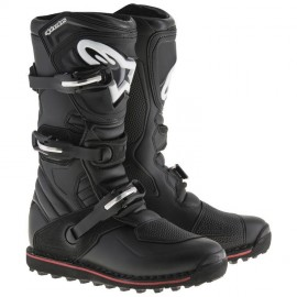 Motokros trial škornji Alpinestars Tech-T Black Red