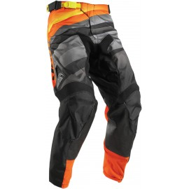 Moške motokros hlače Thor Pulse Velow Black Orange