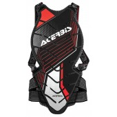 Zaščita hrbta - trupa ACERBIS MX Back Protection Back Comfort 2.0 Black Red
