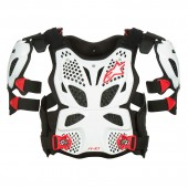 Zaščita trupa ALPINESTARS A-10 Black White Red