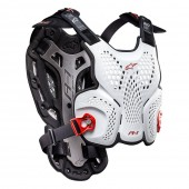 Zaščita trupa ALPINESTARS A-1 White Black Red A1