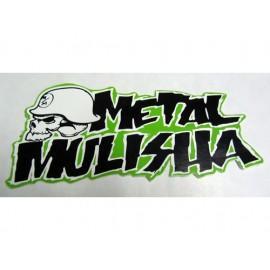 Nalepka Metal Mulisha Iconolast 20cm