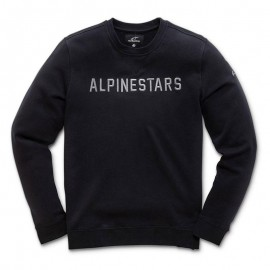 Pulover ALPINESTARS Distance Fleece Black