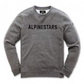 Pulover ALPINESTARS Distance Fleece Charcoal
