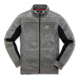 Jakna ALPINESTARS Lux Sweater Charcoal Grey