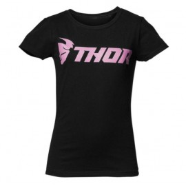 Otroška T-Shirt majica THOR Girls Loud Tee Black