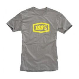 T-Shirt majica 100% Essential Grey