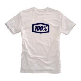 T-Shirt majica 100% Essential White