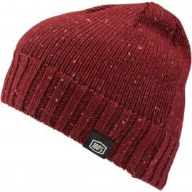 Zimska kapa 100% Niva Skully Fit Beanie Red