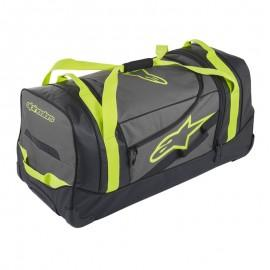 Potovalna moto torba ALPINESTARS Komodo Travel Bag Black Anthracite Fluo Yellow