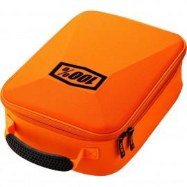 Torba za shranjevanje motokros očal (gogglov) 100% Fluo Orange