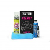 Muc Off Helmet Care Kit - komplet za nego in čiščenje čelade