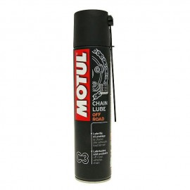 MOTUL Chain Lube Off Road - sprej za verigo 400ml