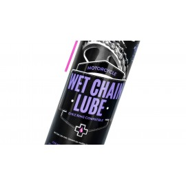 Muc Off Wet chain lube 611 - sprej za mazanje verige 400ml