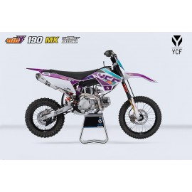 YCF BIGY FACTORY DAYTONA 190 MX 2019