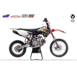 YCF BIGY FACTORY 150 MX Limited Geico